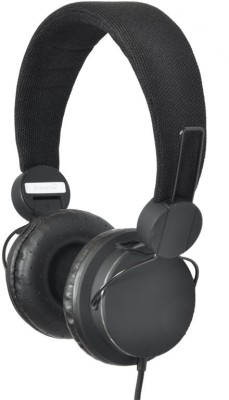 Cognetix Idivvy CX840 B Wired Headphones(Black, On the Ear)