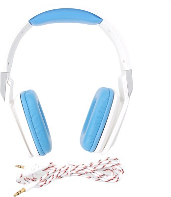 iNext IN 908 HP Blue Headphone(Blue, Over the Ear)