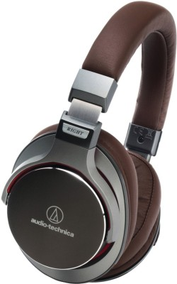 Audio Technica ATH-MSR7 GM High-Resolution Wired Headphones