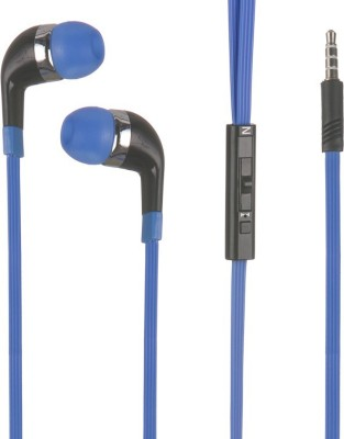 Motorola Earbuds 2 In Ear Wired Earphones (Blue) Wired Headset with Mic(Blue, In the Ear)