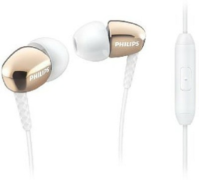 Philips SHE3905GD Headphone(Gold, In the Ear) 1