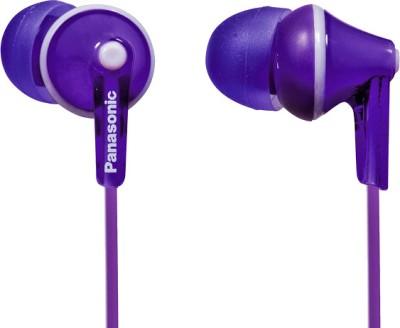 Panasonic RP-HJE123P1V Headphone(Violet, In the Ear) 1
