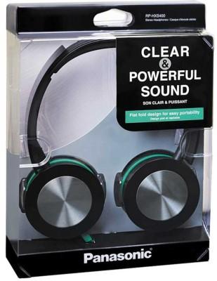 Panasonic-RP-HXS400E-W-Stereo-On-the-ear-Headphone