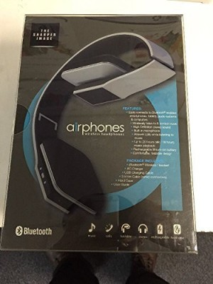 Southern Telecom Sbt556 Sharper Image Wireless Headphones Headphone(Black)