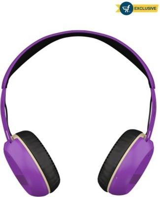 Skullcandy S5GRHT-468 Headphone(Purple, On the Ear) 1
