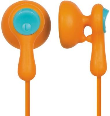 Panasonic RP-HV41GU-D Headphone(Orange, In the Ear) 1