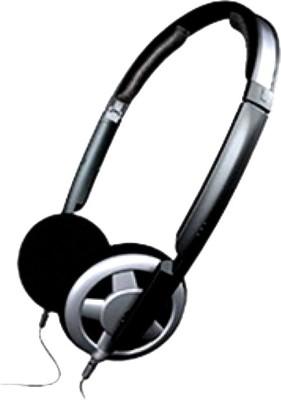 Sennheiser PX 80 Headphone(Black, On the Ear)