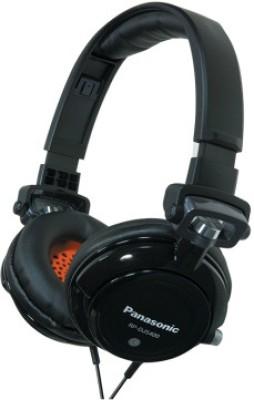 Panasonic RP-DJS400AE-K Headphone(Black, Over the Ear) 1