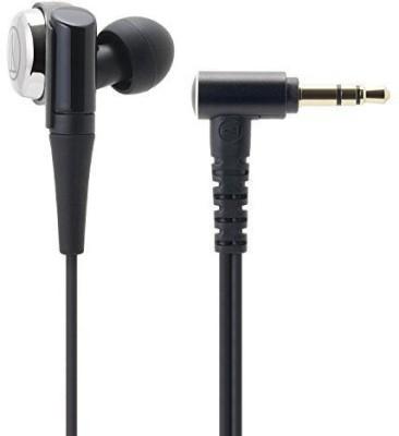 Audio Technica CKR10 Headphone(Black, In the Ear)