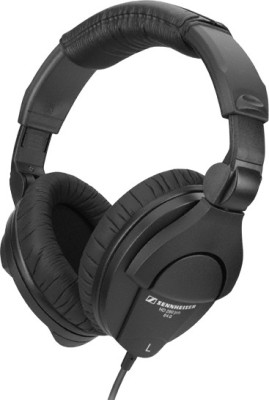 Sennheiser HD 280 PRO Wired Headset without Mic(Black, On the Ear)