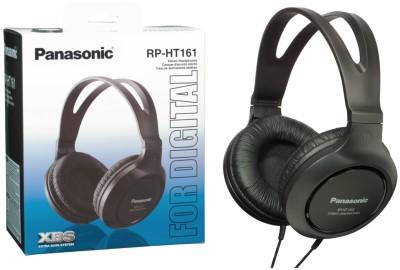 Panasonic-RP-HT161E-K-Headphone