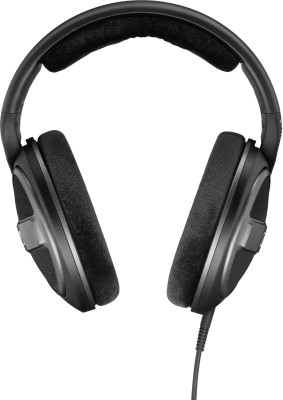 Sennheiser HD 559 Wired Headset without Mic(Black, On the Ear)