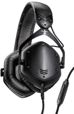 V-Moda Crossfade Lp2 Vocal Limited Edition Over-Ear Noise-Isolating Metal Headphone (Matte ) Headphones