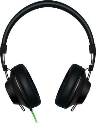 Digital Essentials Headphones & Earphones Blue/Black Headphone(Blue, Black, Over the Ear)