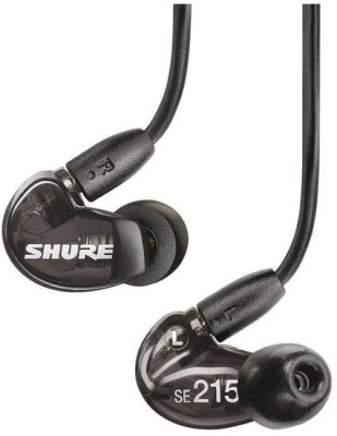 Shure SE215-K-KCE Wired Headphones