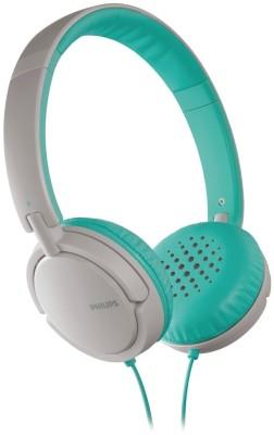 Philips SHL 5002 Headphone(On the Ear) 1