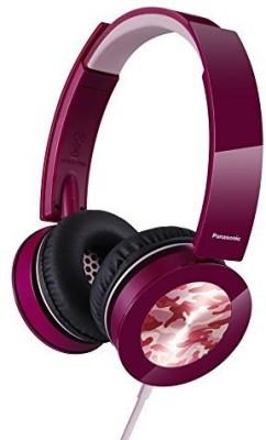 Panasonic Rp-Hxs400-P Sound Rush Plus On-Ear Headphones Rphxs400 Headphones (