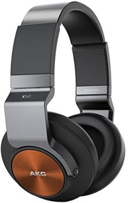 Akg K545 Bor Studio-Quality, Closed-Back, Over The Ear Headphones (Black/) Headphone(Black)
