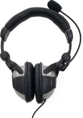 5cf3bd1b2af Kinyo 72-Ky3900 Super Bass Stereo Headphones With Microphone Headphones (Black)