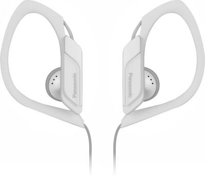 Panasonic RP-HS34ME-W Headphone(White, In the Ear)