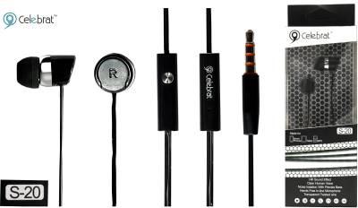 CELEBRAT-S20-In-Ear-Headset