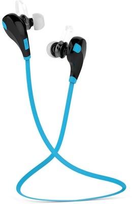 thego qy7bu010 Headphone(Blue, In the Ear) 1