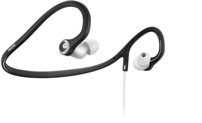 Philips SHQ4305WS/00 Headphone(Black & White, In the Ear)