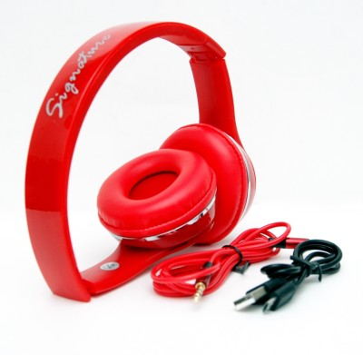 Signature VMB4 Headphone (Red)