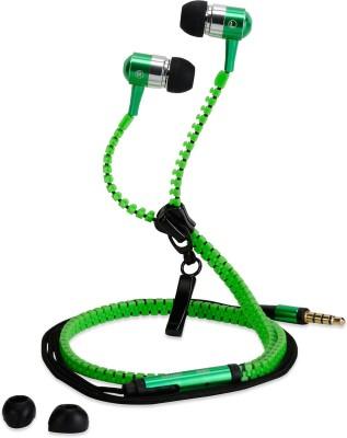 KONARRK UNIVERSAL Headphone(Green, In the Ear)