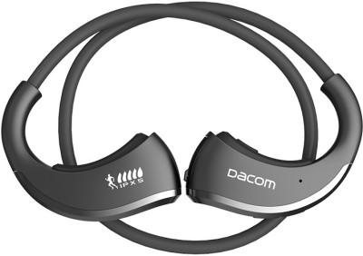 HiTechCart DACOM Armor Sports IPX5 Waterproof Headphone(Black, In the Ear) 1