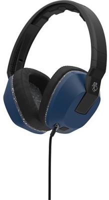 Skullcandy CRUSHER S6SCGY-442 Headphone(Black, Blue, Over the Ear) 1