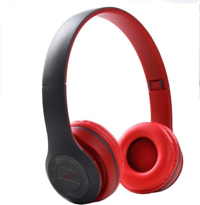 SG New Bluetooth 4.0 headset hot market KD-B09 -3 Subwoofer headphone with Mic, FM and TF card for iphone & Android Headphone(Assorted, Over the Ear)