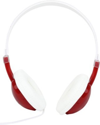 Sonilex SLG-1003HP Wired Headset without Mic(Red, Green, Violet, Blue, Black, Yellow, Wired over the head)