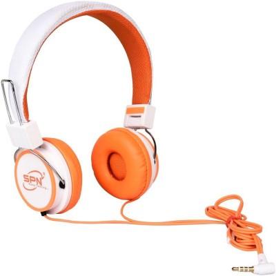 SPN SP-40 Headphone(Multicolor, On the Ear) 1