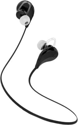 Sportzee Jogger headphone Headphone(Black, In the Ear) 1