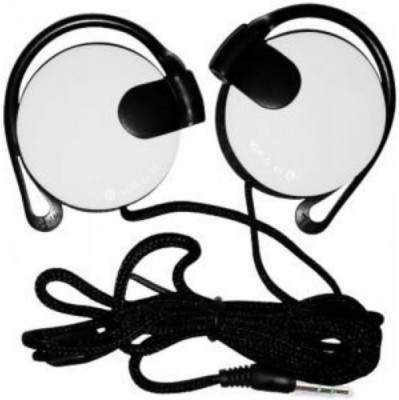 Galexy MDR-Q-140 Headphone(White, On the Ear) 1