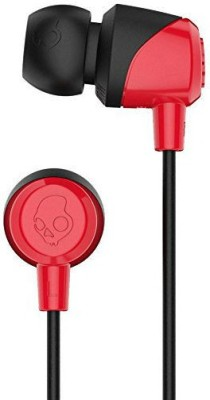 Shrih Red And Black In The Ear Headset Headphone(Red, Black, In the Ear) 1