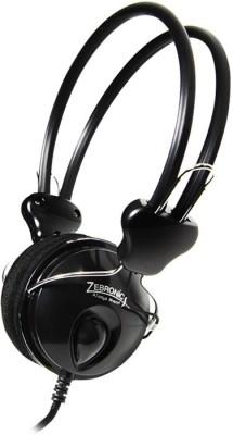 Zebronics Pleasant Stereo Wired Headphones