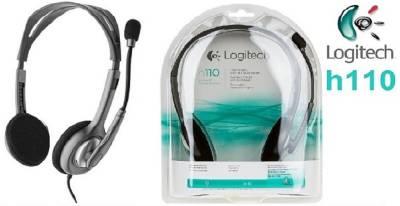 Logitech-H110-Stereo-Headset