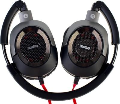 Interstep HDP-400 STEEL HEADSET Headphone(STEEL GREY, Over the Ear)