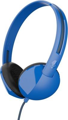 Skullcandy Anti Headphone(Blue, On the Ear)