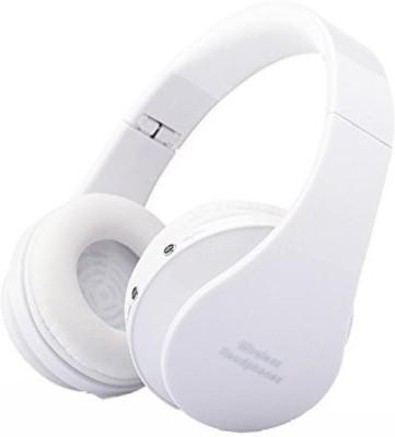 Interstep CERAMIC ONE MINI HEADSET Headphone(White, In the Ear)