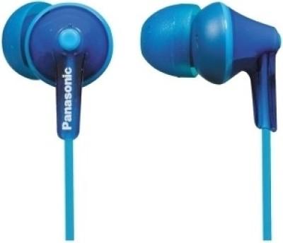 Panasonic RP-HJE125E-A Headphone(Blue, In the Ear) 1