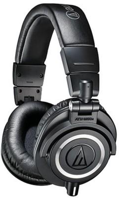 Audio Technica ATH-M50x Headphone(Black, Over the Ear) 1