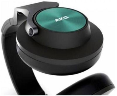 Akg K545 Btq Studio-Quality, Closed-Back, Over The Ear Headphones (/Turquoise) Headphone(Black)