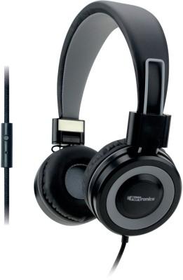 Portronics Aural 202 Headphone(Grey, On the Ear) 1