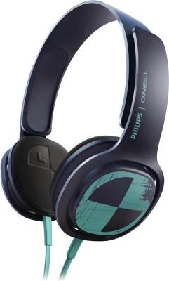 Philips Oneill Cruz SHO3300ESCAP Headphone(On the Ear) 1
