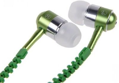 Fellkon Qiku Q terra Mobiles Headphone(Green, In the Ear) 1