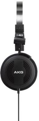 Akg K403 Closed Back Mini Headphone Headphones