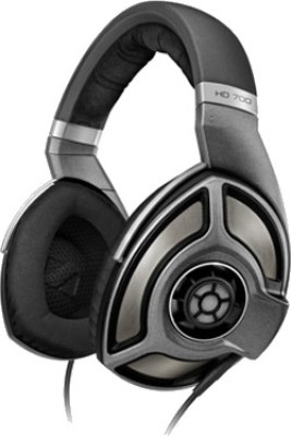 Sennheiser HD 700 Bluetooth without Mic Headset(Black, On the Ear)